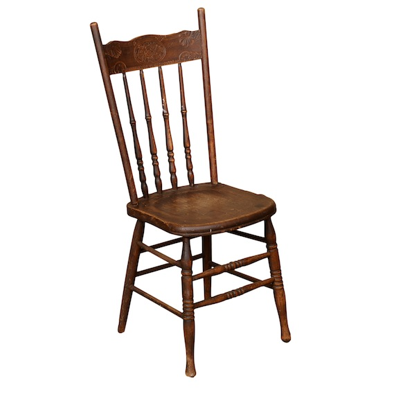 Swisher Wooden Chairs