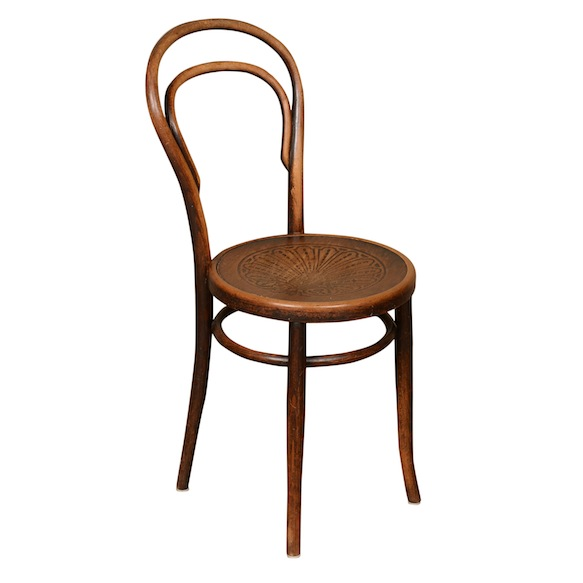 Shelling Bentwood Chairs