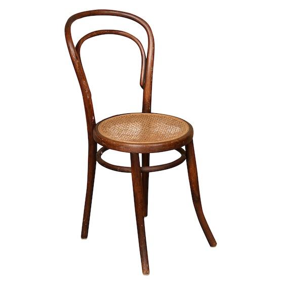 Bourdain Bentwood Chair