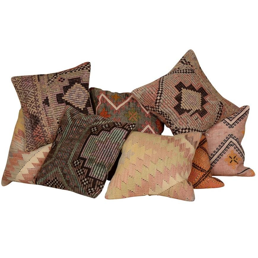 Palaz Kilim Pillows (set of 3)