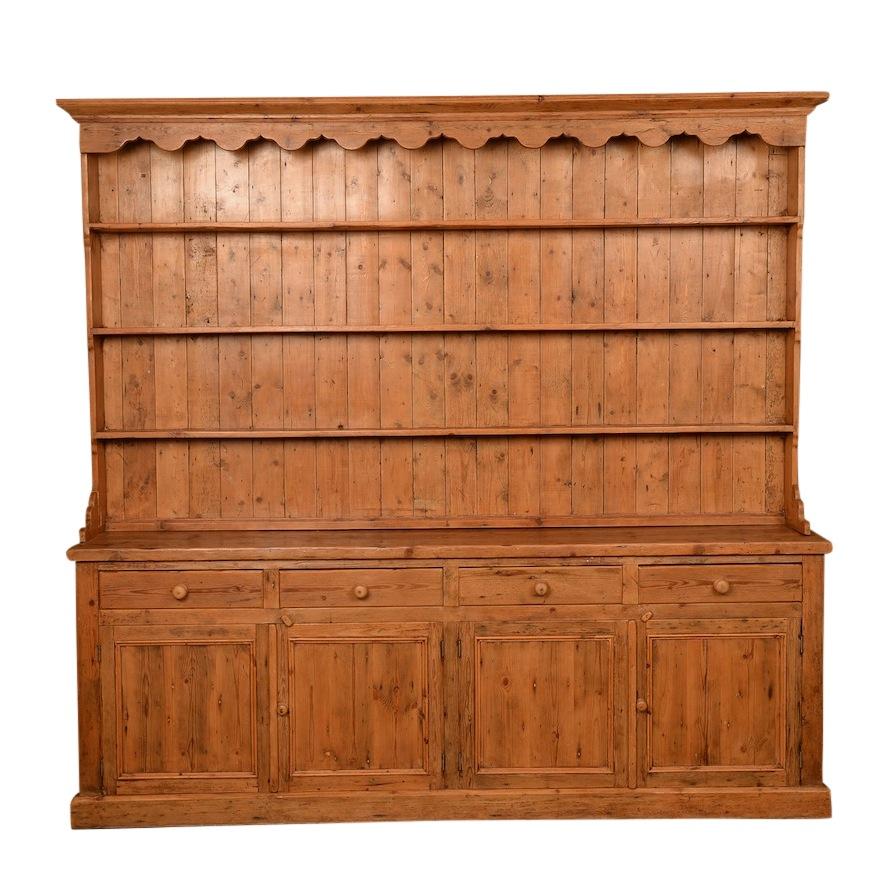 Burges Wooden Cabinet
