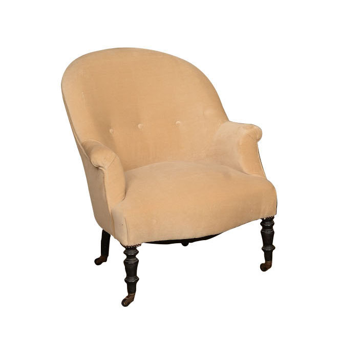 Faris Yellow Armchairs
