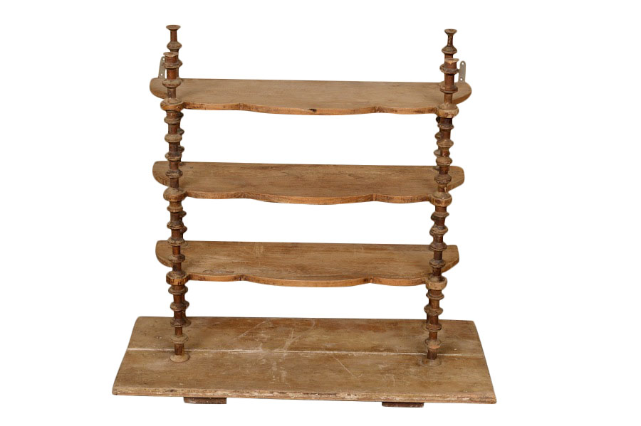 Saba Spindle Shelf