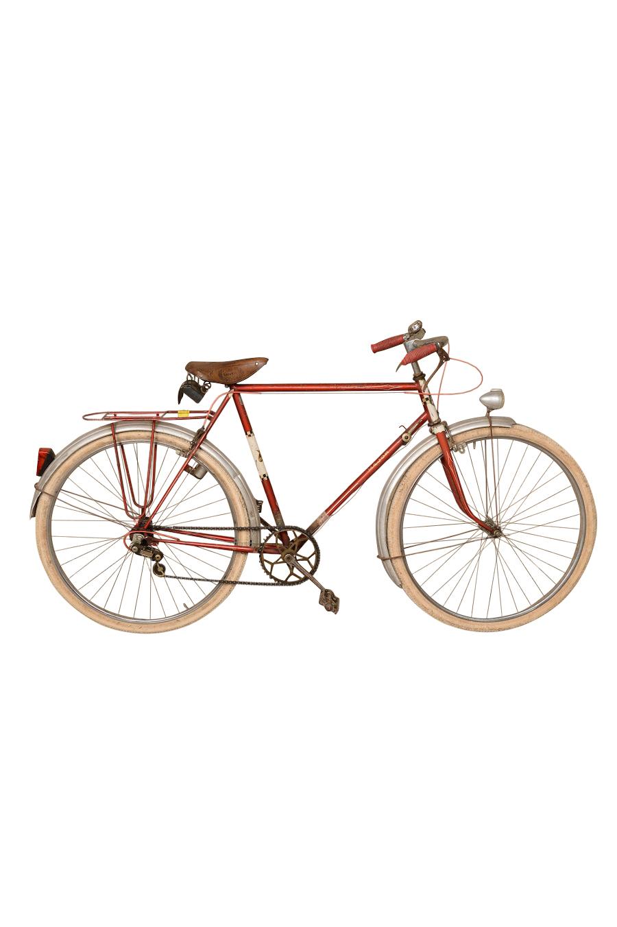 Namir Red Bicycle