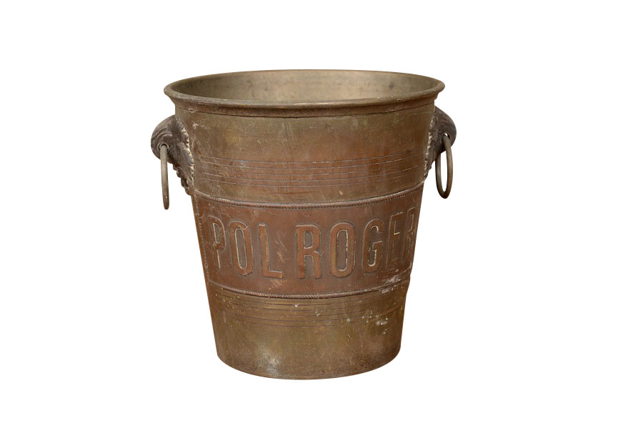 Polroger Champagne Bucket