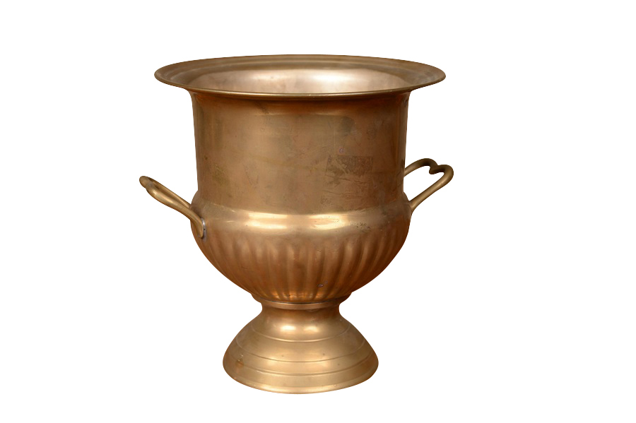 Reckon Gold Urn