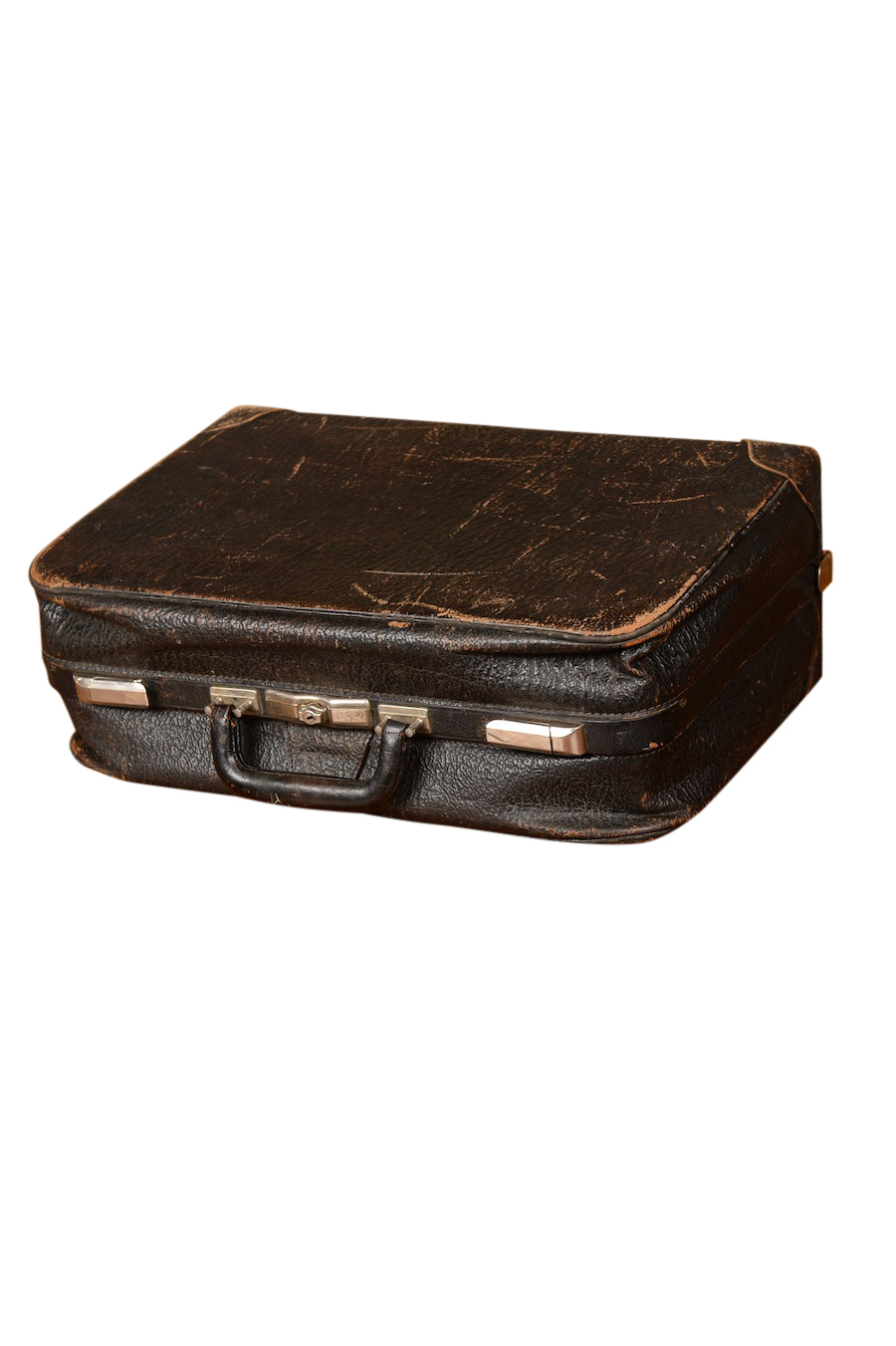 Thurston Black Suitcase