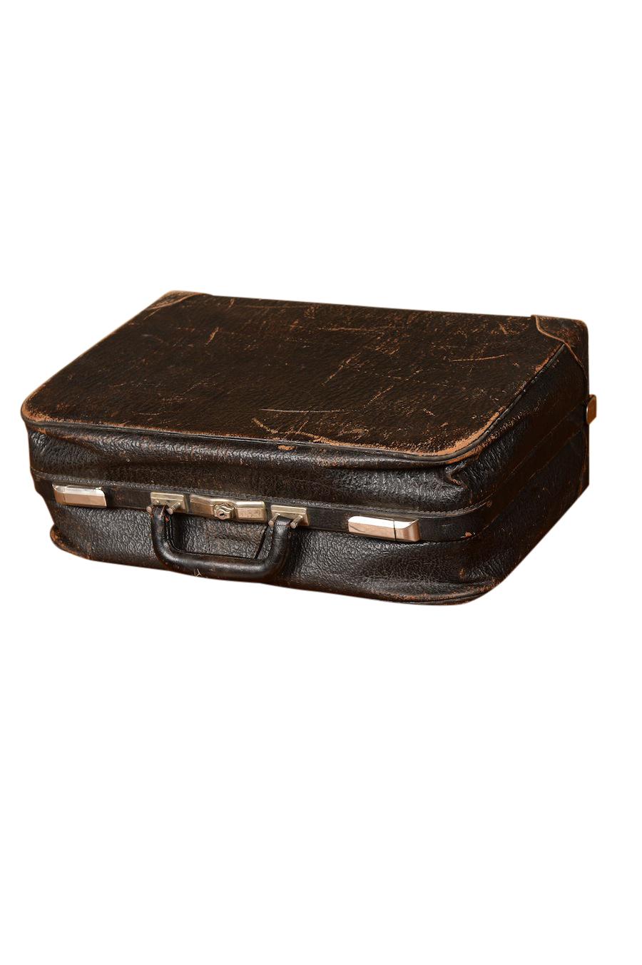 Thurston Black Suitcase