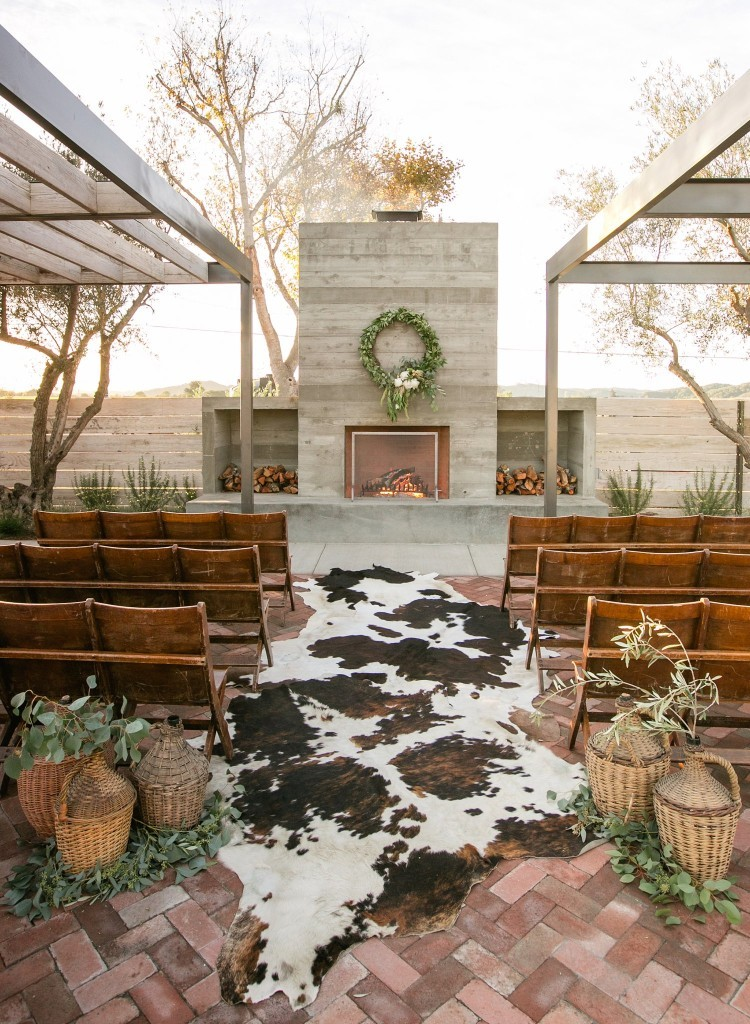 rustic wedding decor rentals backyard found rentals 7211