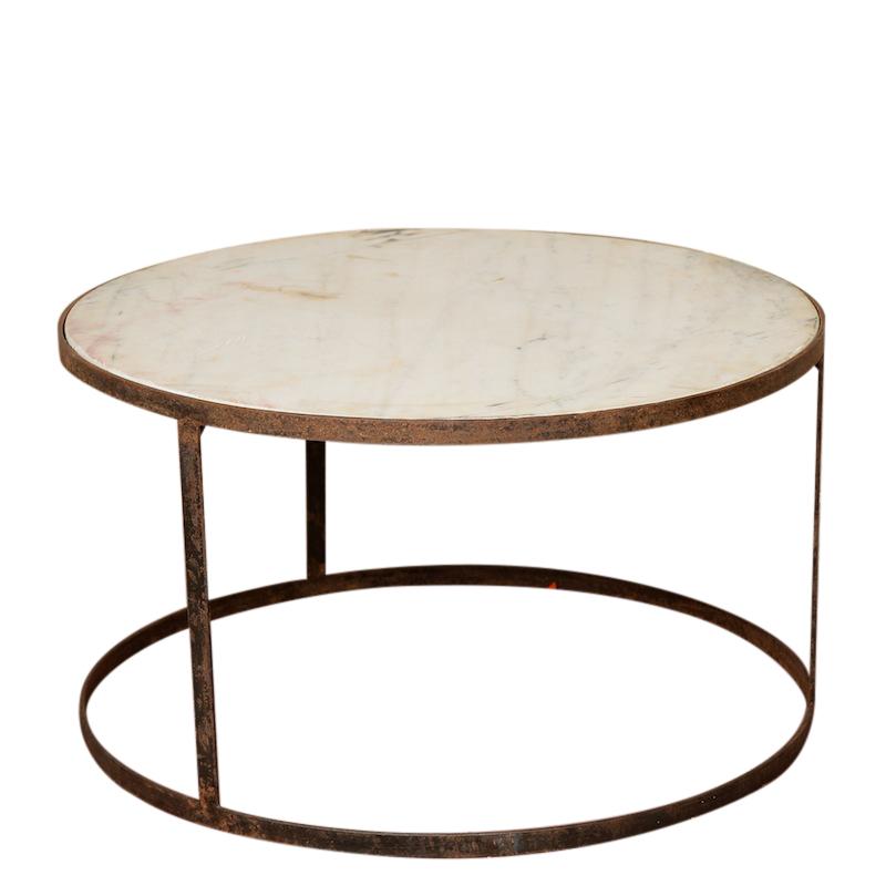 Lyra Marble Coffee Table