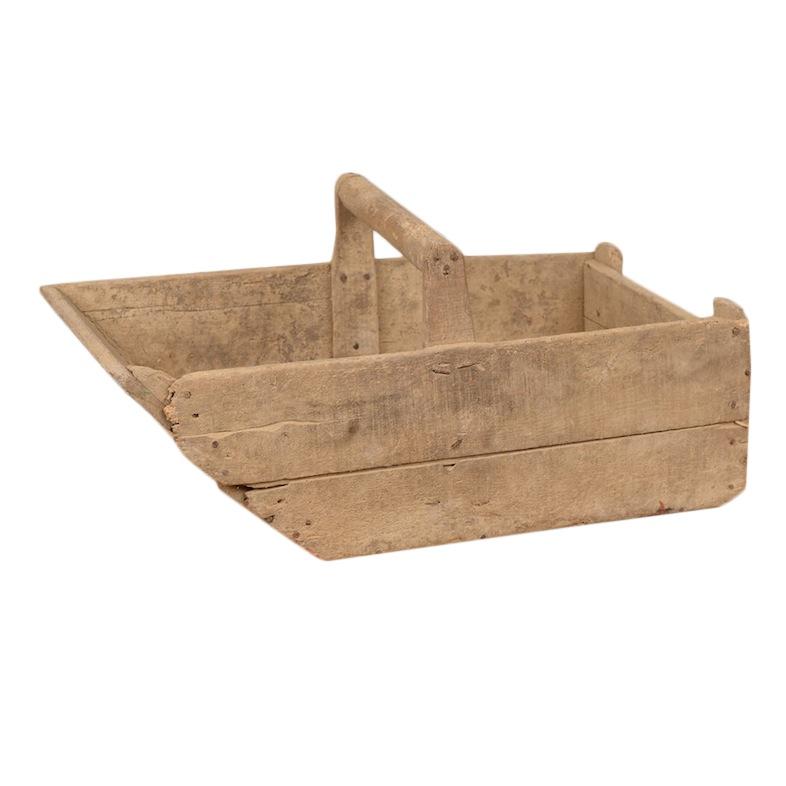 Wollox Wooden Basket