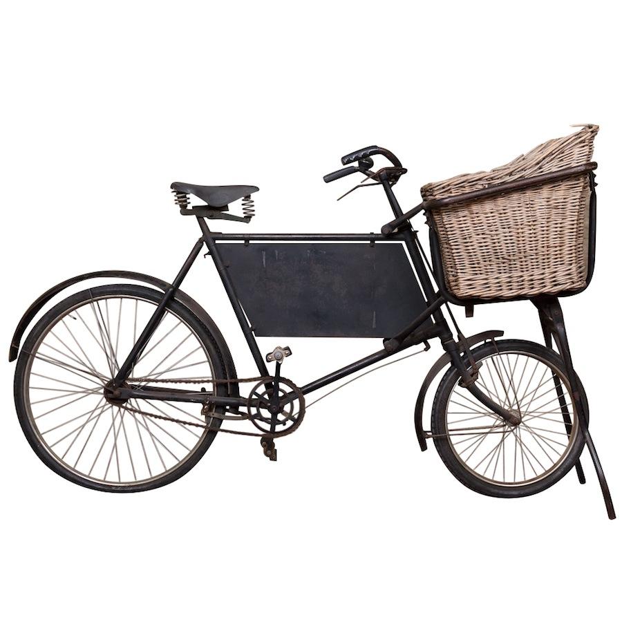 Lucky Black Bike