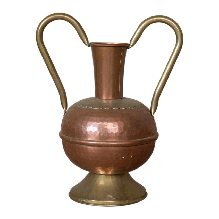 Agusto Copper Vase