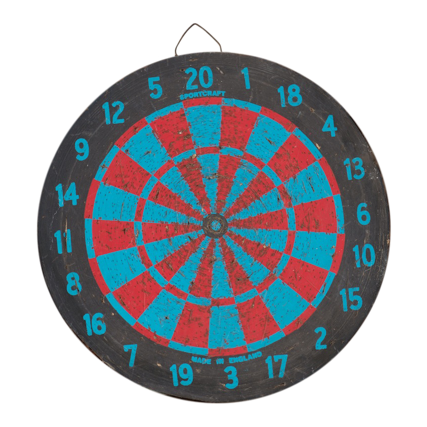 Derby Dart Board
