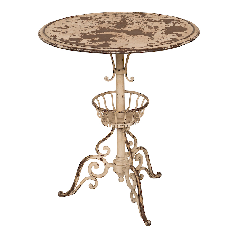 Adele Cream Side Tables