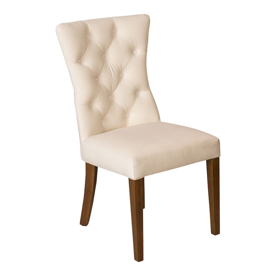 Clarkson Ivory Chairs
