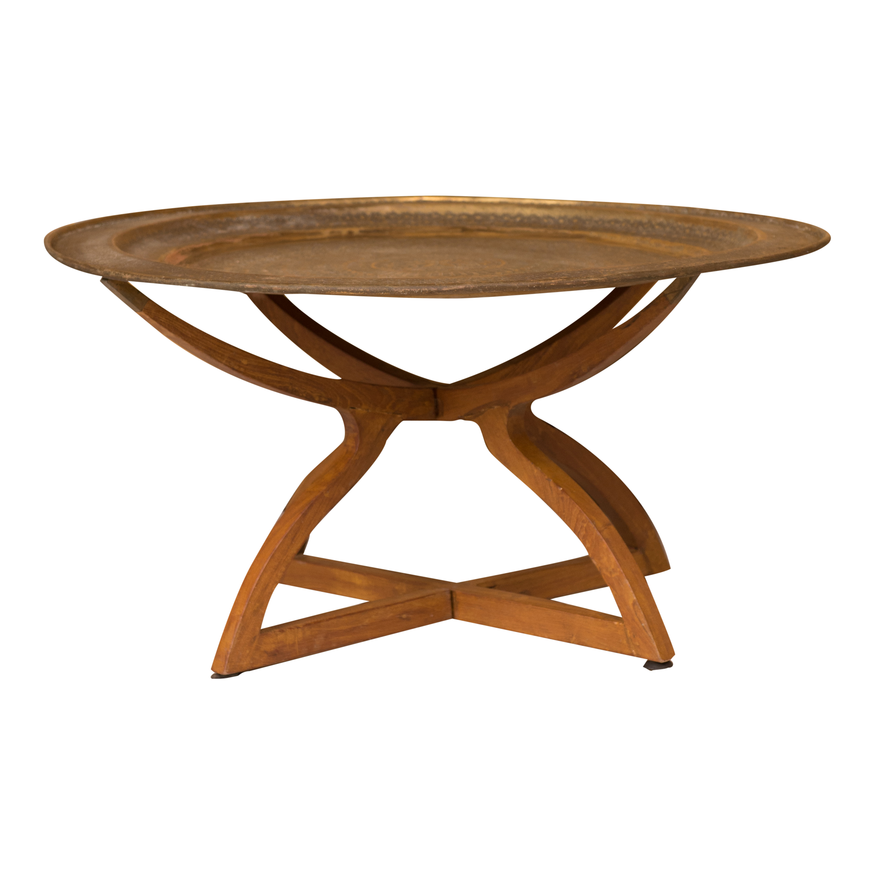 Ashley Coffee Table Found Vintage Rentals