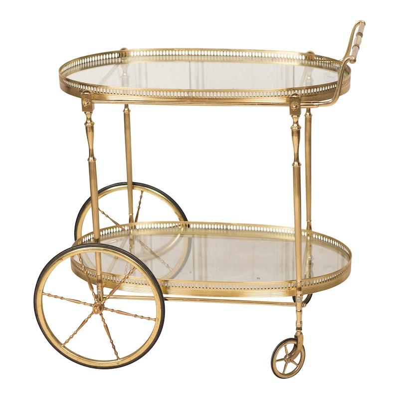 Carson Bar Cart