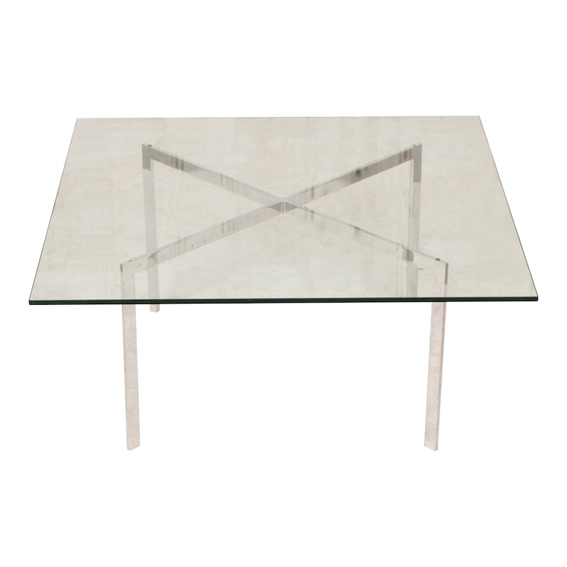 Ellie Glass Coffee Table