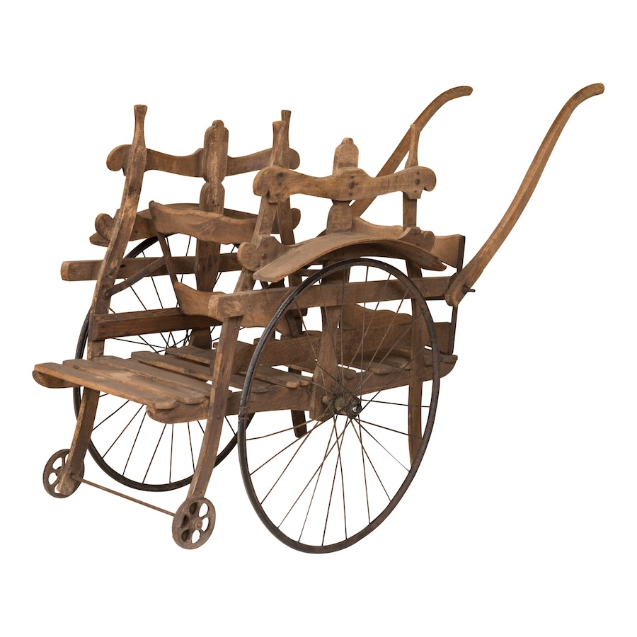 Cassandra Baby Carriage