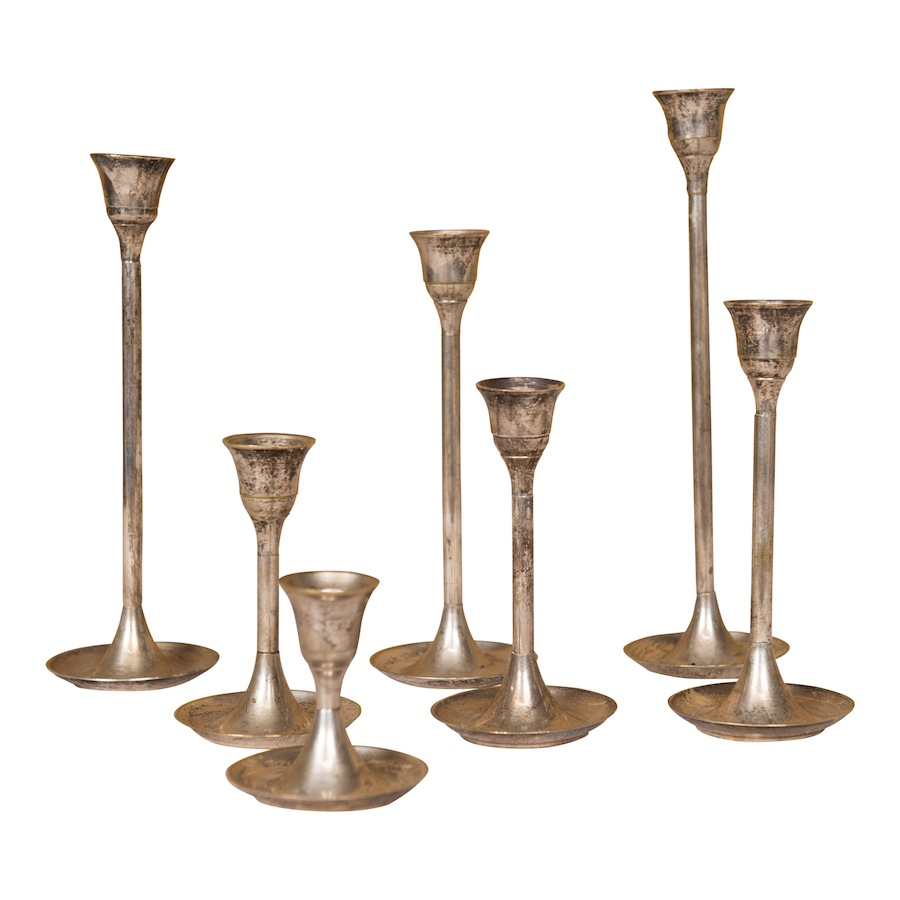 Middleton Candlesticks (set of 7)