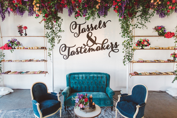 Image result for tassels and tastemakers