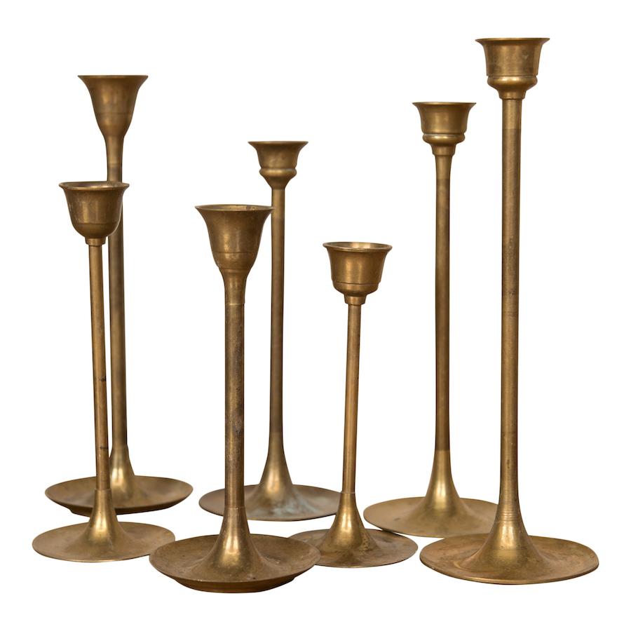 Ellis Candlesticks (set of 7)