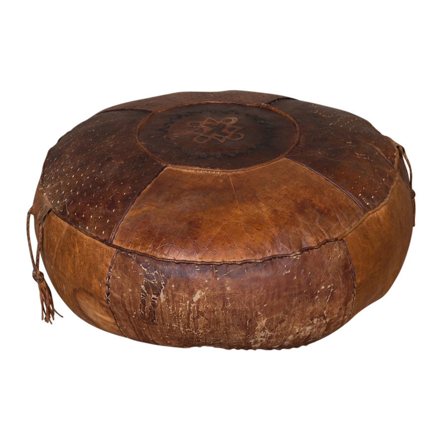 Bravos Leather Cushion