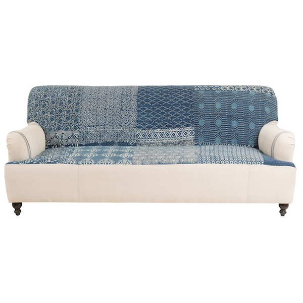 Indie Blue Couch