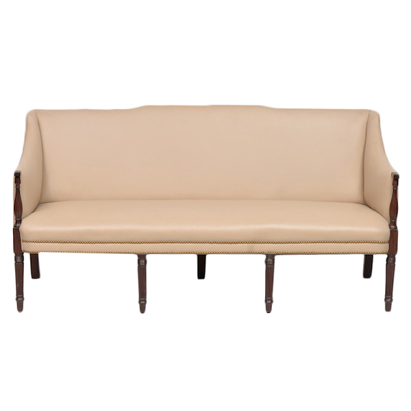 Archera Leather Couch