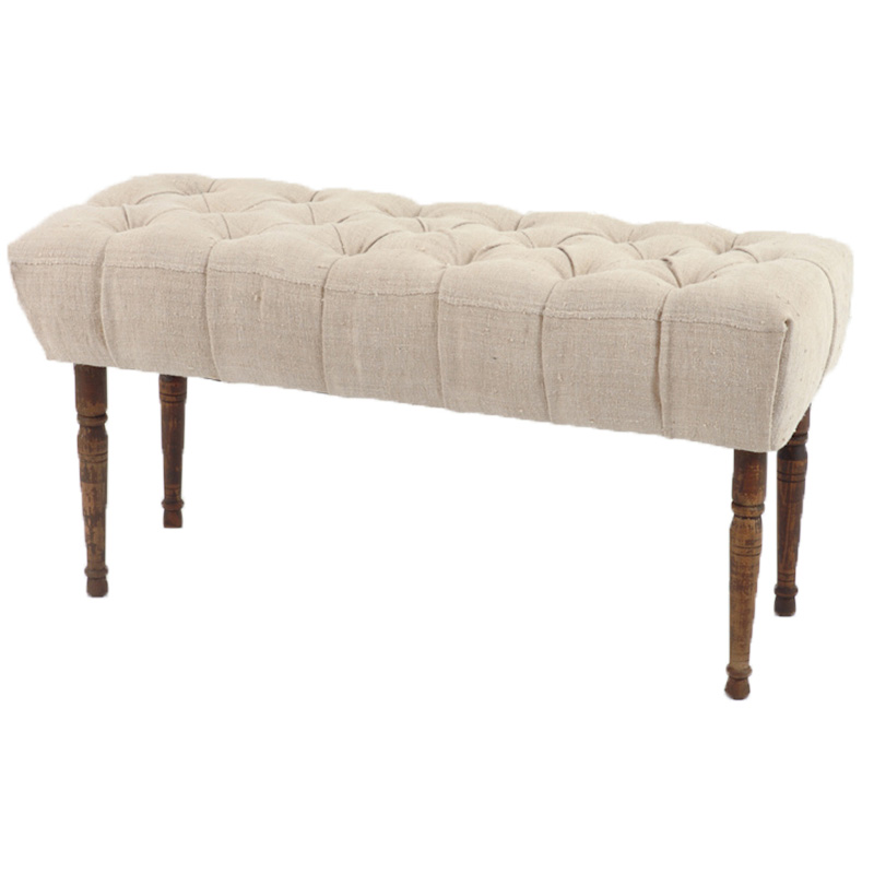 Brent Upholstered Ottoman