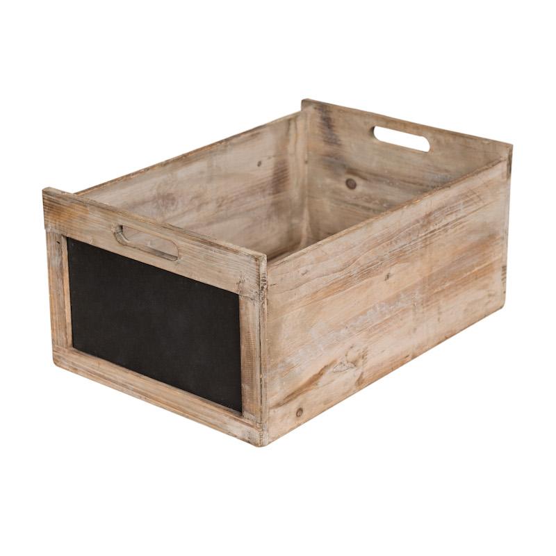 Nikki Chalkboard Box