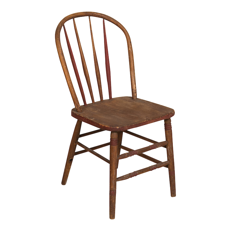 Nora Wooden Chair