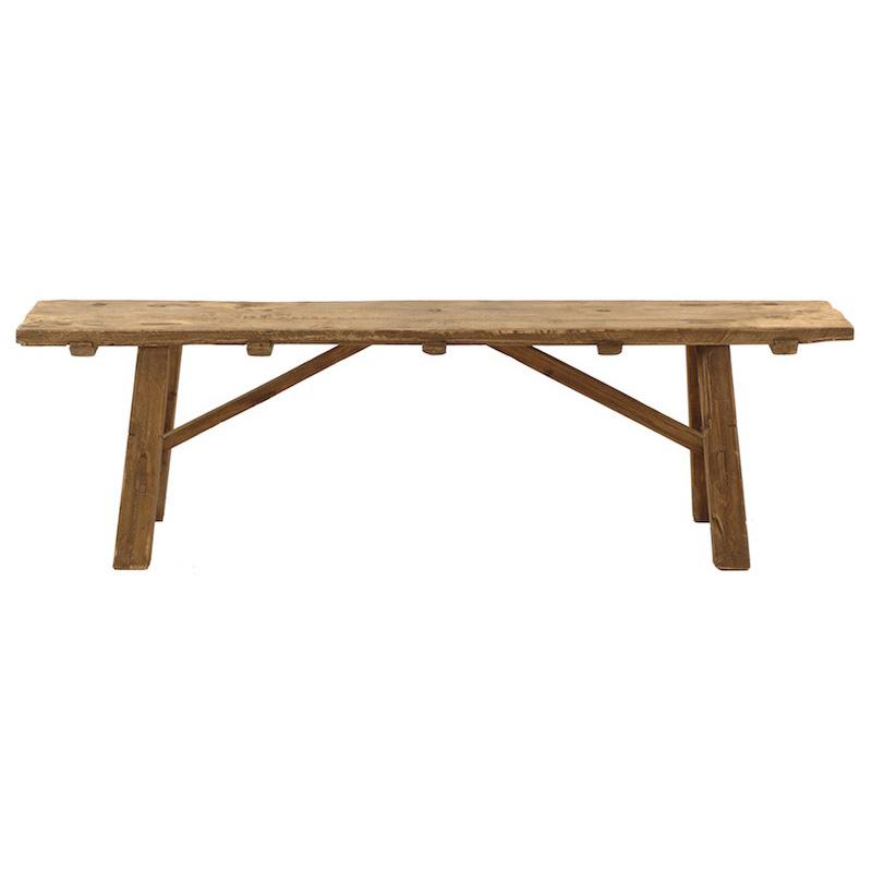 Richfield Wooden Bench