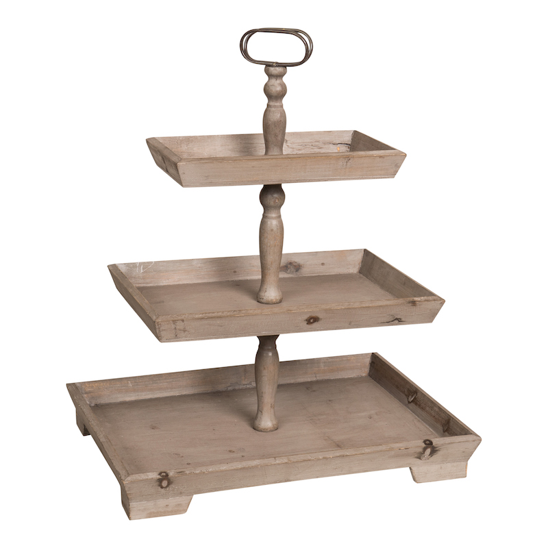Savannah Tiered Tray