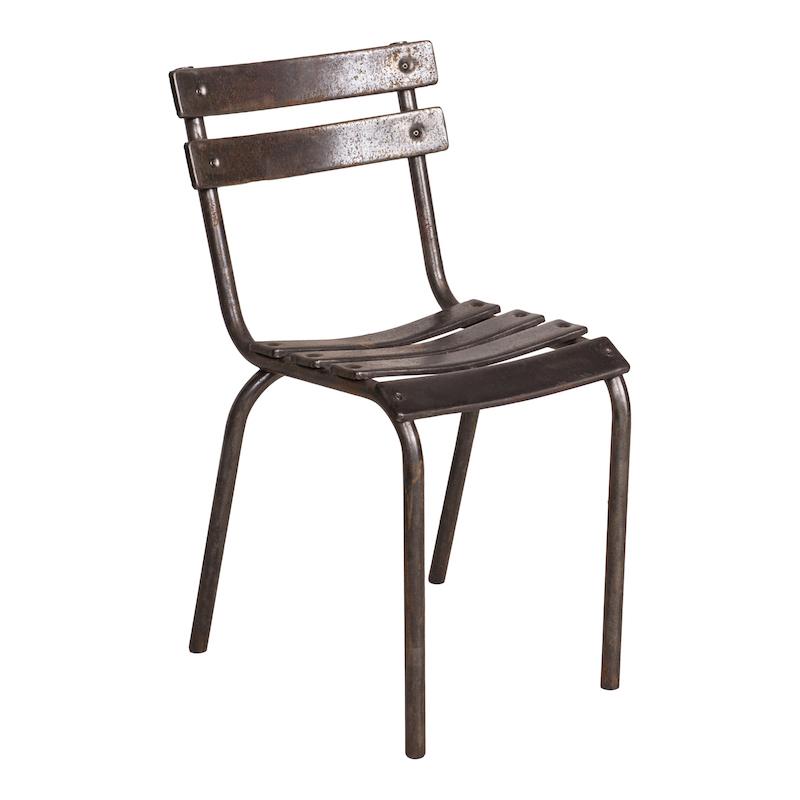 Ivan Metal Chairs