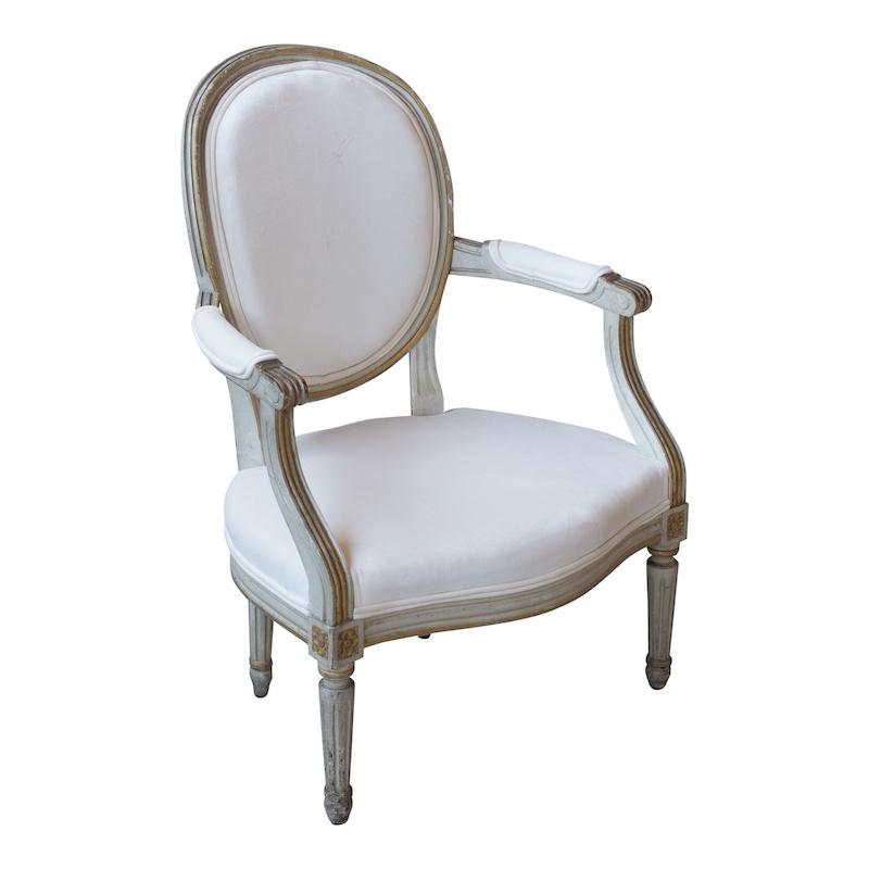 Regency Armchairs