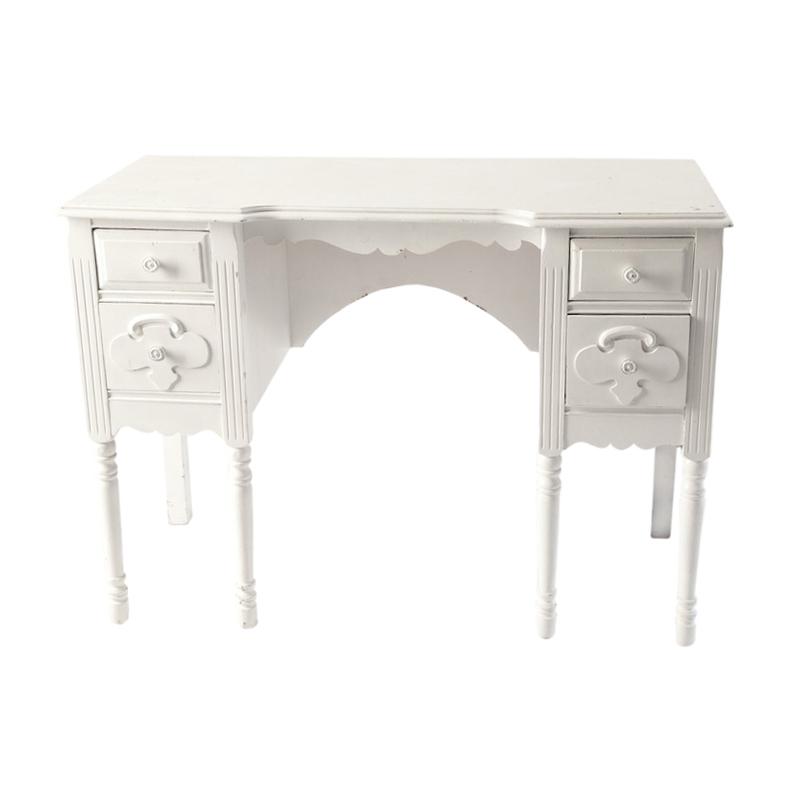Adeline White Desk