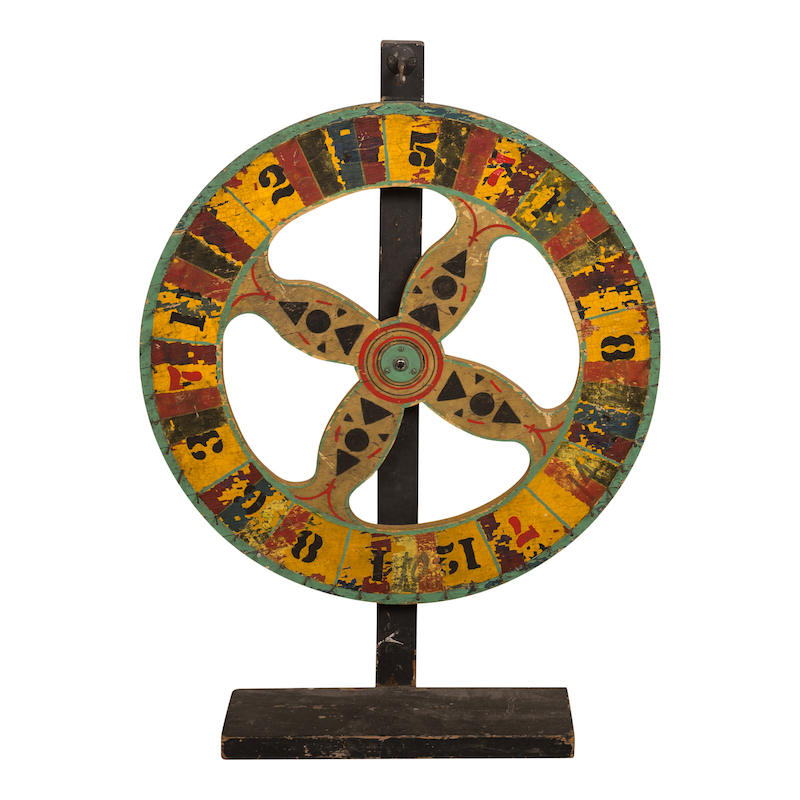Kellogg Game Wheel
