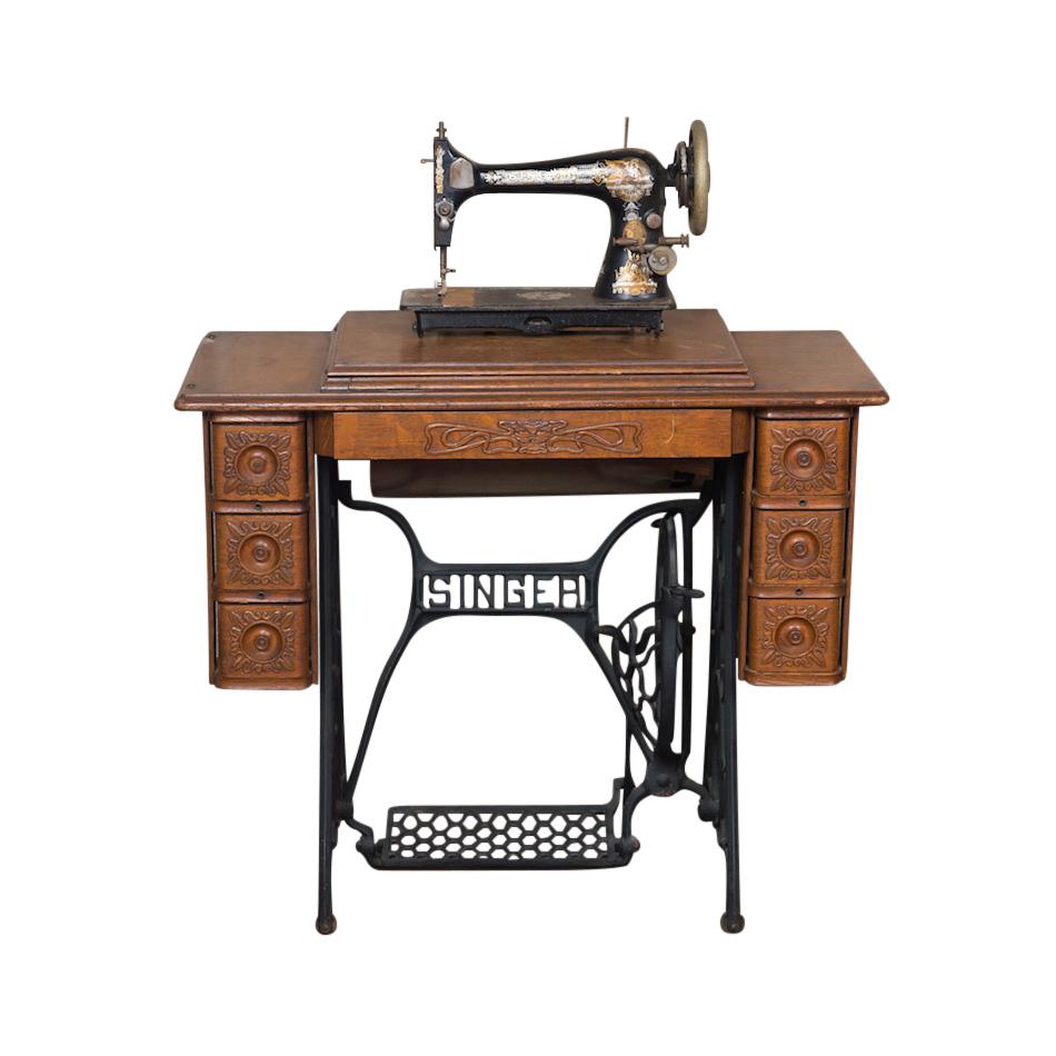 Singer Sewing Desk