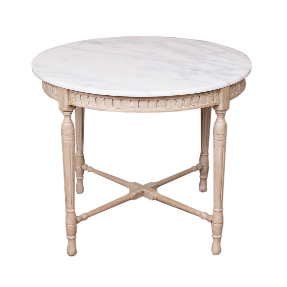 Canter Marble Table