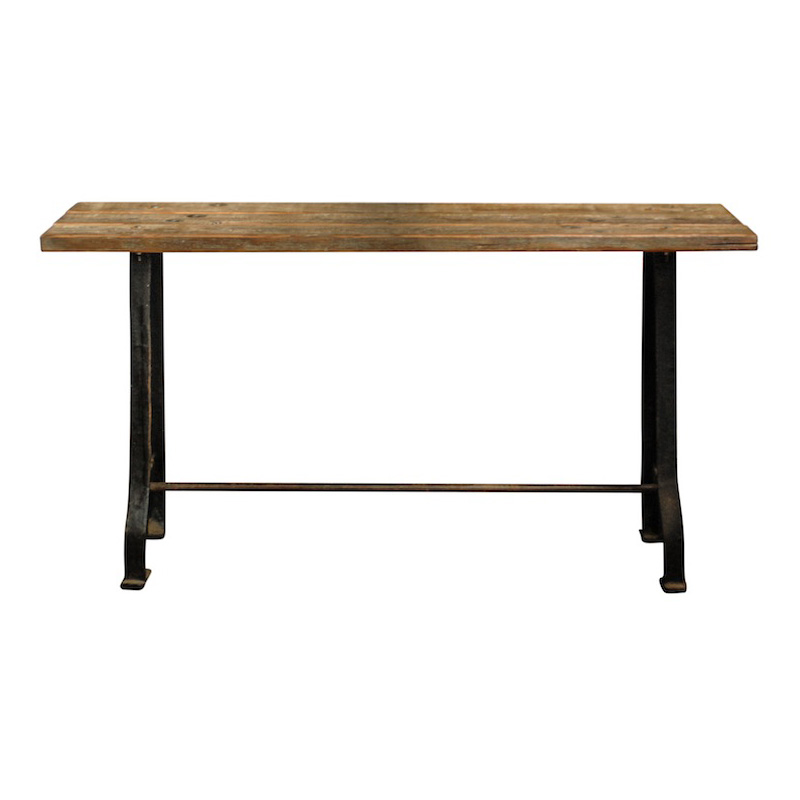 Cash Reclaimed Console Table