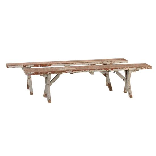 Creel Grey Picnic Benches