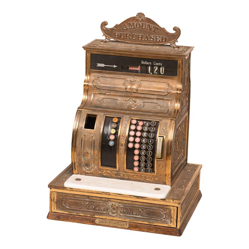 Dayton Cash Register