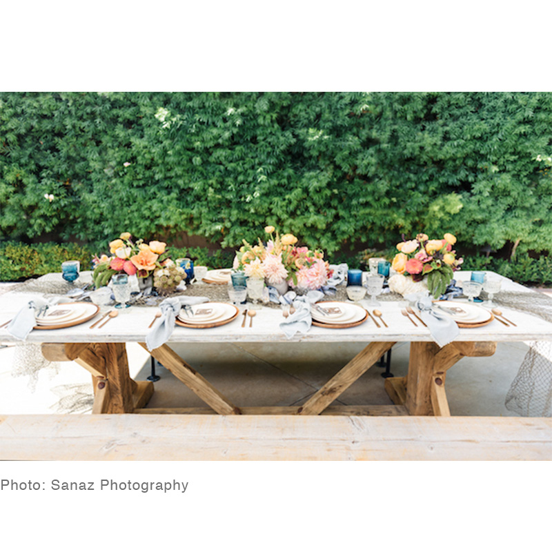 Domaine Tables Found Rentals