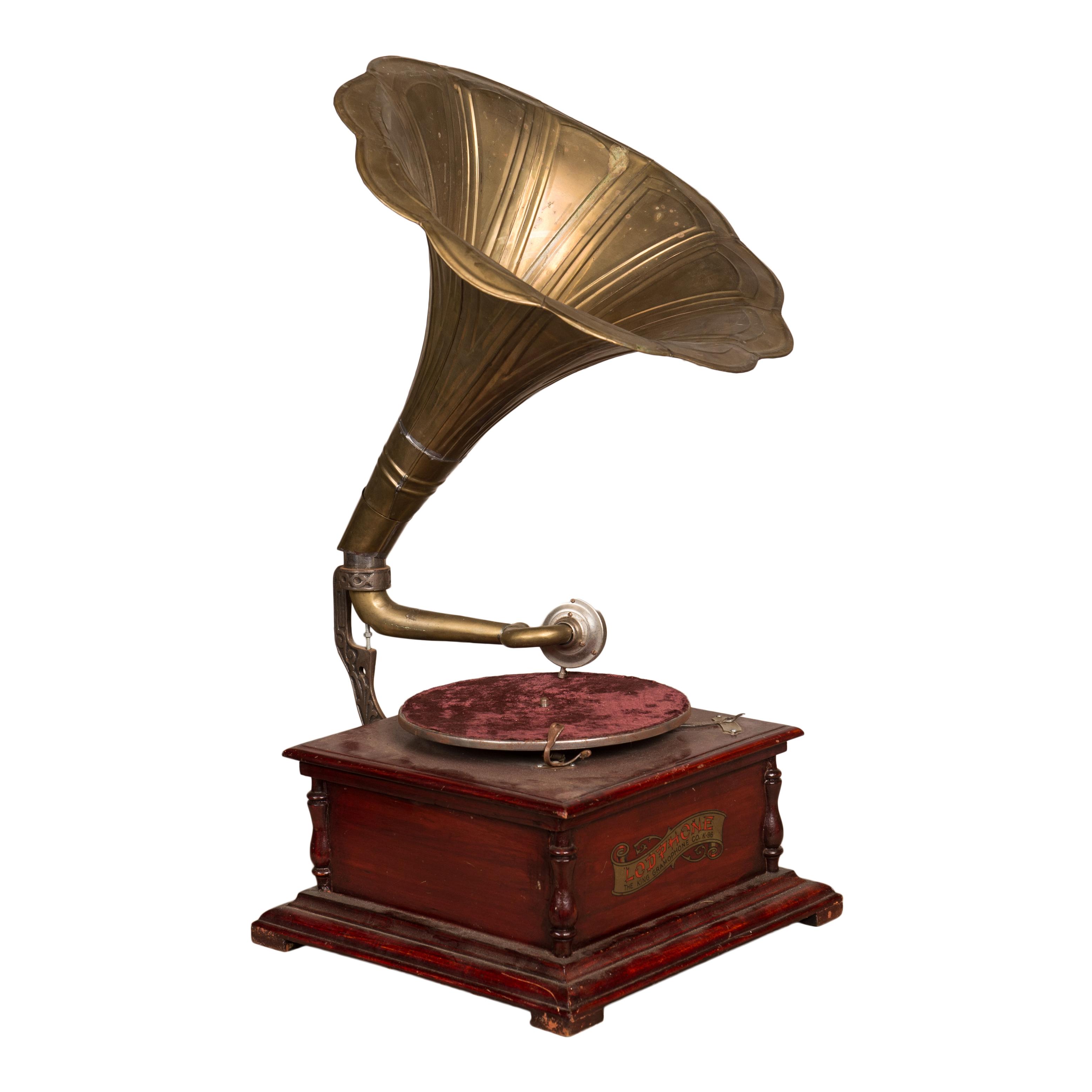 Elvis Gramophone