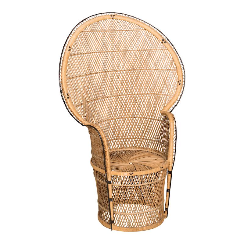 Francisco Peacock Chair