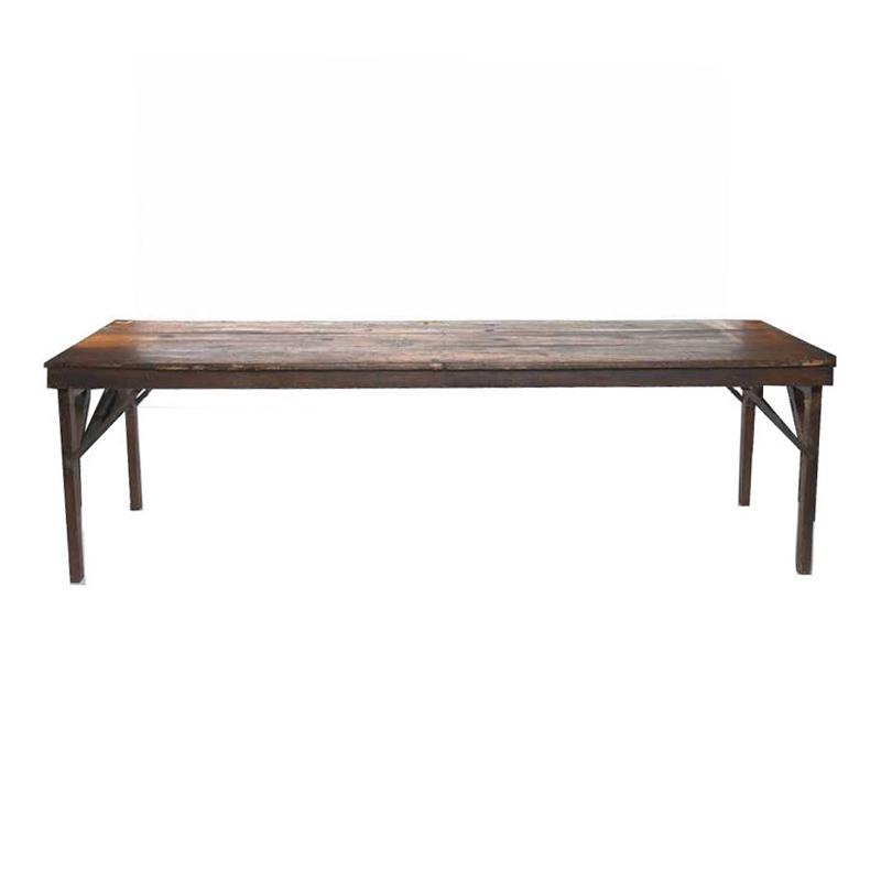 Jameson Rustic Farm Table