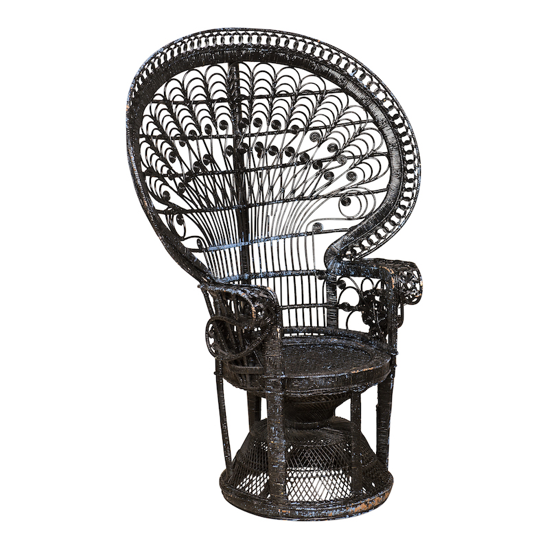 Marbella Peacock Chair