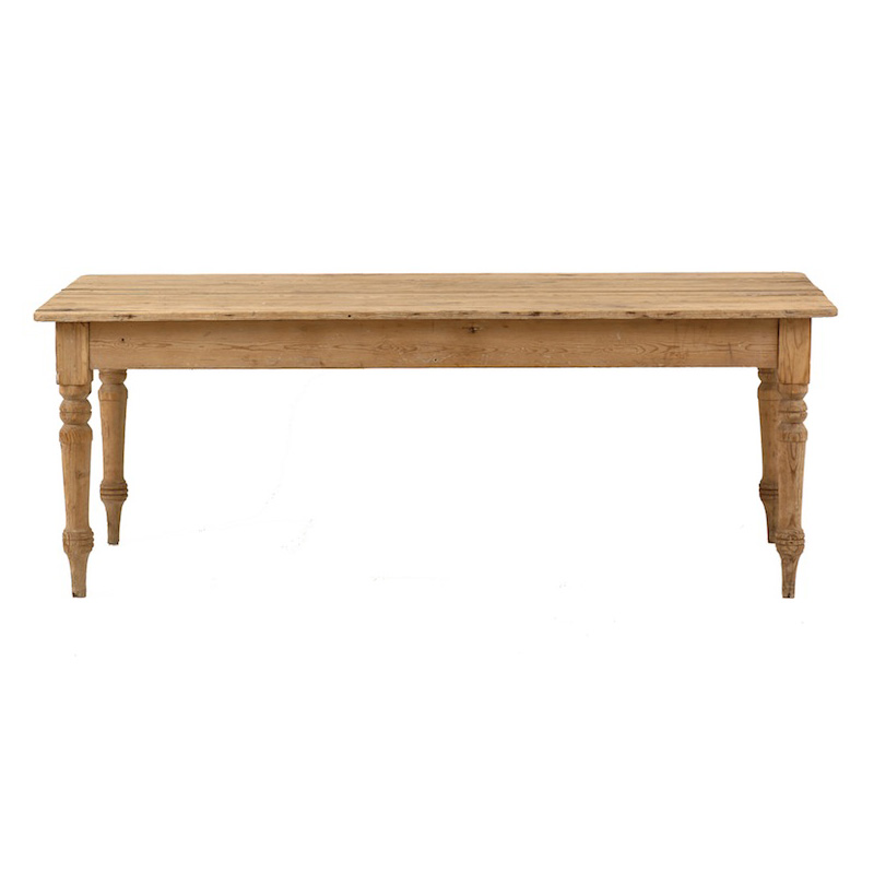 Pruitt Farm Table